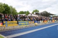 1. FC Lok Leipzig im Stadion Lichterfelde, Berlin
