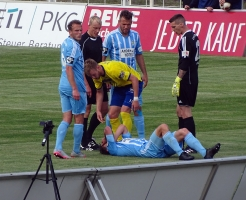 1. FC Lok Leipzig vs. Chemnitzer FC