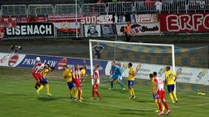 1. FC Lok Leipzig vs. FC Rot-Weiß Erfurt
