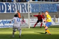 1. FC Lokomotive Leipzig gegen 1. FC Magdeburg