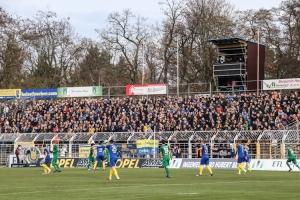 1. FC Lokomotive Leipzig vs. BSG Chemie Leipzig