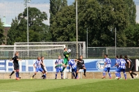 Gut was los: Hertha BSC II vs. 1. FC Lok Leipzig