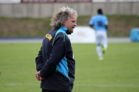 Heiko Scholz, Trainer des 1. FC Lok Leipzig
