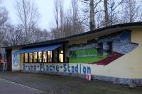 Kassen am Bruno-Plache-Stadion des 1. FC Lok Leipzig