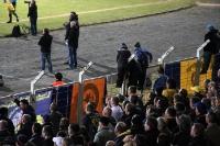Lok-Fans im Bruno-Plache-Stadion