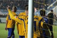 Der 1. FC Lokomotive Leipzig zu Gast beim FSV Luckenwalde, 3:0-Sieg