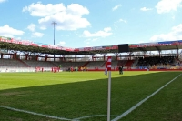 Union Berlin II gegen 1. FC Lok Leipzig in der Alten Försterei