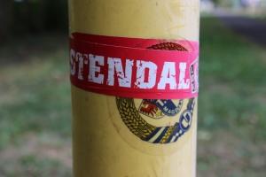 Aufkleber von Lok Stendal