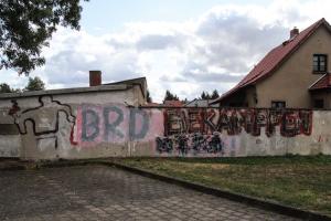 Graffiti in Stendal