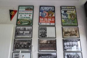 Vereinsheim Stadion Am Hölzchen