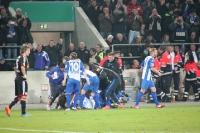 1. FC Magdeburg vs. Bayer 04 Leverkusen
