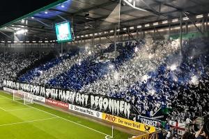 1. FC Magdeburg vs. Borussia Dortmund