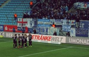 Chemnitzer FC vs. 1. FC Magdeburg