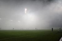 Dicke Luft bei Hansa Rostock vs. 1. FCM