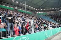 Elfmeterschießen 1. FCM gegen Bayer 04 Leverkusen
