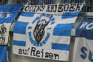 FCM Fahne Odins Krieger auf Reisen