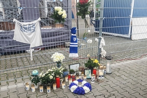 Gedenken an Hannes