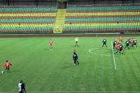 Der 1. FC Magdeburg zu Gast bei Hertha BSC II, Regionalliga Nord 2011/12