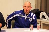 Ronny Thielemann, Trainer des 1. FC Magdeburg