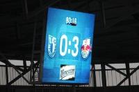 Nichts zu machen: Der FCM verliert gegen RB Leipzig mit 0:3