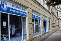 Fanshop des 1. FC Magdeburg