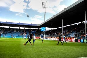 Magdeburg in Bochum Spielszenen 05-05-2019
