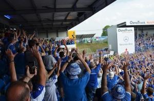 Sportfreunde Lotte vs. 1. FC Magdeburg