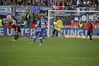 MSV Duisburg gegen Nürnberg 2015 Spielszenen
