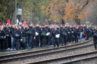 Nürnberger Marsch in Berlin Köpenick