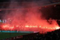 Nürnberger Pyroshow am 26. März 2014