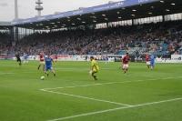Spielszenen FCN in Bochum September 2016