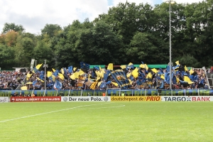 1. FC Saarbrücken vs. 1. FC Union Berlin