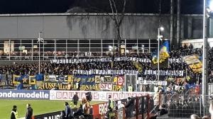 1. FC Saarbrücken vs. Fortuna Düsseldorf
