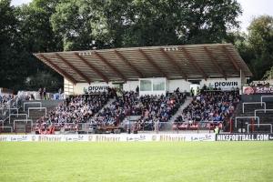 1. FC Saarbrücken vs. FSV Frankfurt