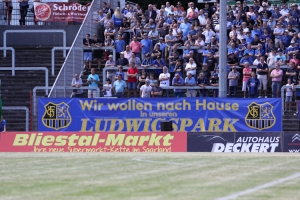 1. FC Saarbrücken vs. Hessen Kassel