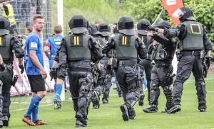SV Elversberg vs. 1. FC Saarbrücken