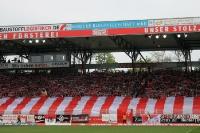 Tolle Stimmung beim Zweitligaspiel 1. FC Union Berlin - FC Hansa Rostock