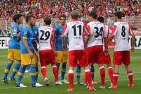 Erstes Heimspiel 2012/13: Eintracht Braunschweig zu Gast