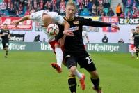 1. FC Union Berlin bei RasenBallsport Leipzig