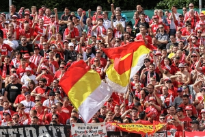 1. FC Union Berlin beim 1. FC Saarbrücken