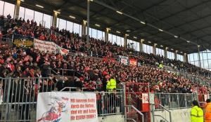 1. FC Union Berlin beim FC St. Pauli