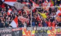 1. FC Union Berlin beim SV Sandhausen