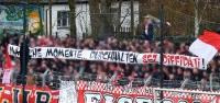 1. FC Union Berlin beim Traditionsduell im AKS