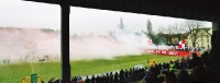 1. FC Union Berlin beim Traditionsduell in Leutzsch