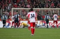 1. FC Union Berlin gegen 1860 München 2:2