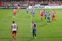 1. FC Union Berlin gegen Hertha BSC 1:2