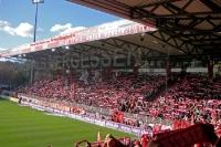 1. FC Union Berlin gegen SC Paderborn 07