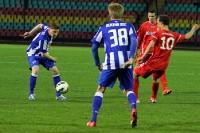 1. FC Union Berlin II behält gegen Hertha BSC II die Oberhand