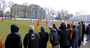 1. FC Union Berlin II vs. Berliner AK 07