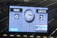 1. FC Union Berlin siegt bei 1860 München